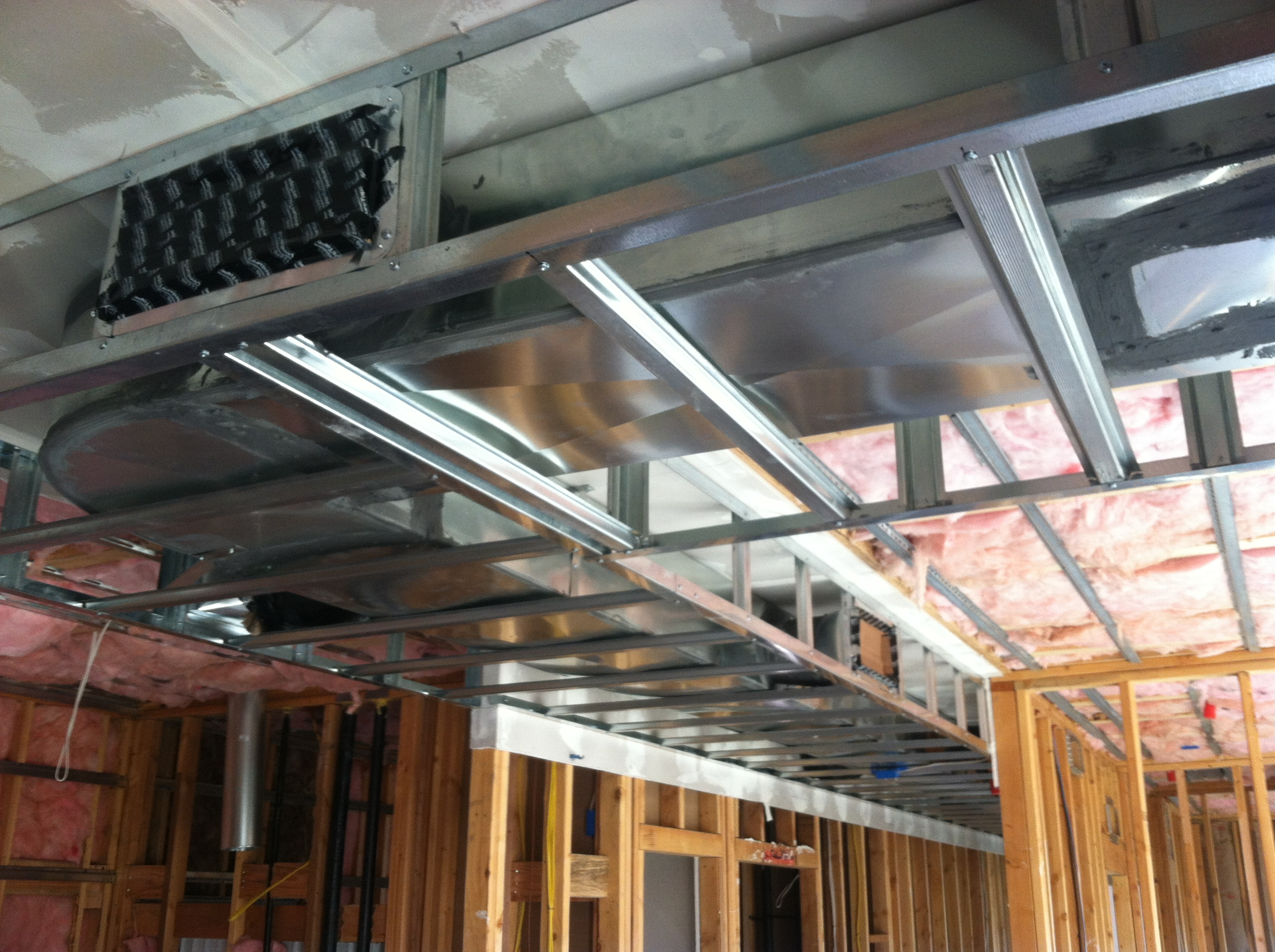 build the furring resilient guide hat channel ceiling design home informative sebring